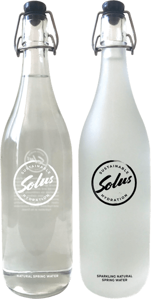 Solus water - still and sparkling spring water